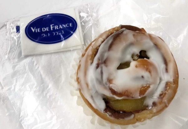 ヴィドフランスの『シナモンアップル』がシナモンロールな美味しさ!