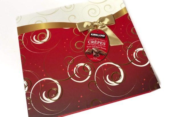 コストコの『カークランド チョコレートクレープ』がパリパリ美味しい!