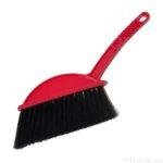 100均の掃除用『HPハンディーブラシ』が持ちやすい小箒で便利!
