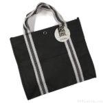 100均の手提げバッグ『ウィズバッグ 黒』が丈夫でサイズ感が良い!