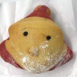 ヴィドフランスの『サンタぱん』がクリスマス感が出て美味しい!