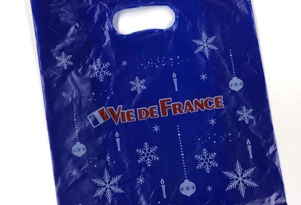 ヴィドフランスの『クリスマスデザインの袋』がさり気なく可愛い!