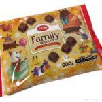 コープの『ファミリーチョコレート』がクリスマスで可愛くて美味しい!