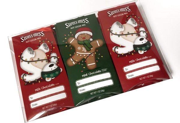 コストコの『スイスミス オーナメントギフト』がココアが入ったクリスマスで可愛い!