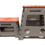 コストコの『TOOLMASTER 折り畳み踏み台 2個セット』がコンパクトで便利!