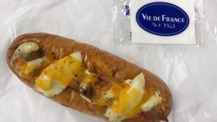 ヴィドフランスの『テリたまチキンドッグ』が美味しい!