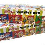 コストコの『ケロッグ バラエティボックス4種20パック』が1個購入で1個プレゼント!超お得に買えました!