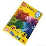 LEGOの『レゴ クラシック (11005) 』をコストコで買って組み立てました!