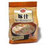 コープの『豚汁 5食入(フリーズドライ)』が超おいしい!