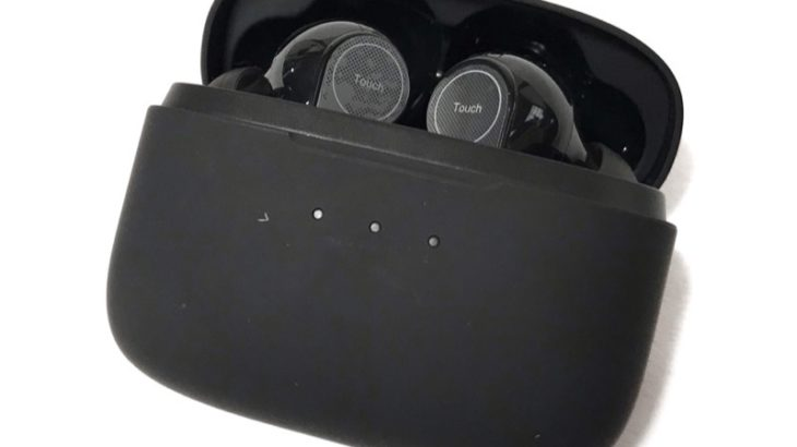 アンカーの『Soundcore Liberty Air』が音質も良くて使いやすい!