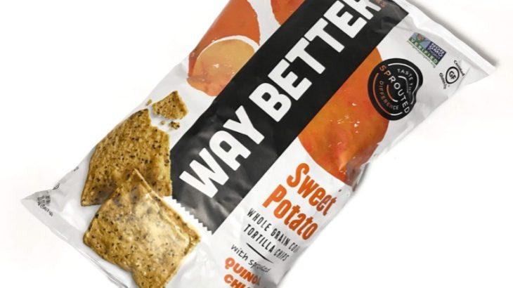 コストコで『Way Better Snacks スイートポテト トルティーヤチップス』が超おいしい!