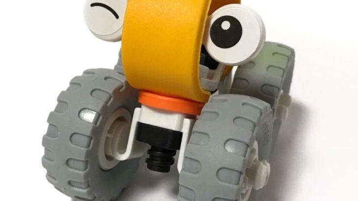 ダイソーの『組み立てカー』が子供向け玩具でクオリティが高い!
