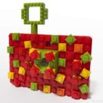 ダイソーの『ブロック投影機』が動物が投写される懐かしの平成玩具!
