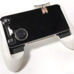 100均キャンドゥのスマホゲームグッズをフル装備!スティック、コントローラー、ボタンまとめ!