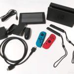 任天堂の『Nintendo Switch本体』に入ってる物を一覧レビュー!