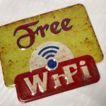 オーサムストアの『アートボード Free WiFi』がレトロフューチャー でイイ!