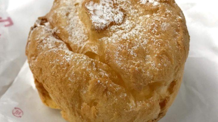 ビアードパパで『ラ・フランスシュー』が爽やかな甘みで美味しい!