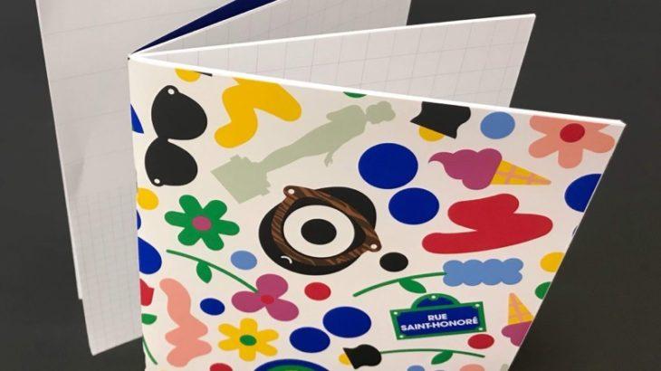 IKEAの可愛い2冊分ノート『フォルンヤド』が両面から書けて斬新!