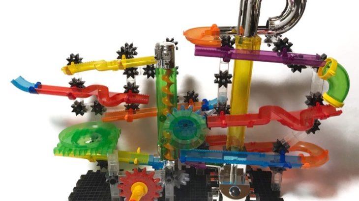 コストコでビー玉転がしの玩具『テクノギア マーブルマニア』が巨大で面白い!