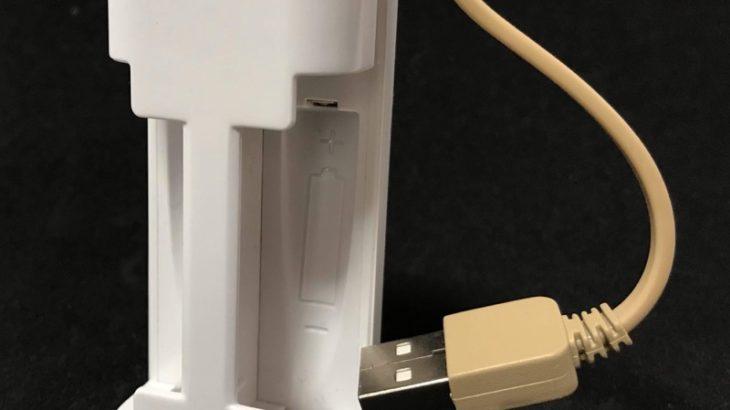 IKEAのUSBから乾電池を充電できる充電器『VINNINGE』がコンパクトで便利!