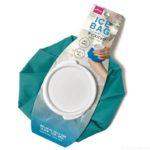 ダイソーの氷のう『アイスバッグ』がコンパクトサイズで猛暑に便利!