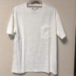 SEVENDAYS=SUNDAYのTシャツ『リーフ柄ジャガードTシャツ』がさり気ないデザインで良い!