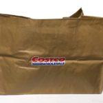 コストコの『ショッピングバッグ 56L 2枚パック』がシンプルな見た目で安い!