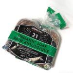 コストコの『カークランド 21穀オーガニックブレッド(765g×2)』が穀物の味で超おいしい!