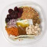 コストコの『ビーツ&チキンサラダ』がタブレも入って超おいしい!