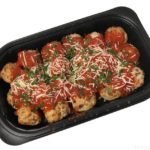 コストコの『ポークミートボールマルゲリータ』がトマトとチーズで超おいしい!
