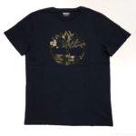 ティンバーランドの『半袖Tシャツ』が真ん中に大きなロゴでカッコイイ!