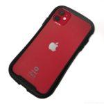 iPhone11用ケース『iFace Reflection クリア 強化ガラス』が透明で色が映えてカッコイイ!