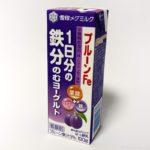 コストコで雪印メグミルクの『プルーンFe 1日分の鉄分 のむヨーグルト』がまとめ買い!