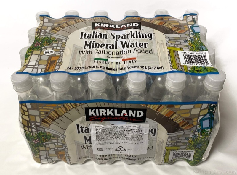 カークランド 炭酸 水 コストコのカークランド炭酸水が安いので購入 気になる炭酸の強さは?