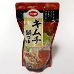 コープの『キムチ鍋つゆ 750g』がピリッと辛くて美味しい!