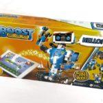 レゴの『ブースト クリエイティブ・ボックス(17101)』がアプリと連動で知育玩具にピッタリ!
