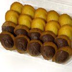 コストコの『マドレーヌ マーブル&プレーン』がチョコチップが入って超おいしい!