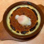 サイゼリヤの『半熟卵のミラノ風ドリア』がタマゴの甘みが加わって美味しい!