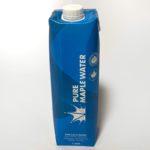 コストコで『オーガニック メープルウォーター』を購入!透明で甘い気がする水!