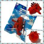ダイソーの『ぽふぽふ風船ダイナソー』が閲覧注意なインパクトある恐竜の玩具でスゴイ!