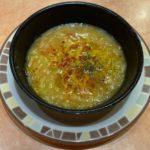 サイゼリヤの『田舎風やわらかキャベツのスープ』がとろとろ野菜にチーズ入りで超おいしい!