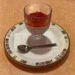 サイゼリヤの『いちごソースのパンナコッタ』がプルンッと超おいしい!