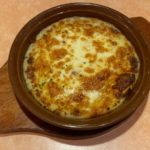 サイゼリヤの『チーズたっぷりフリウリ風フリコ』が伸びるチーズで超おいしい!