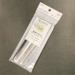 100均の『歯ブラシ 山切りカット 3本』がシンプルでオシャレな色で磨きやすい!