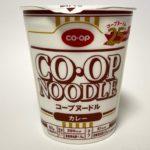 コープの『コープヌードルカレー』がピリッと辛くて美味しい!