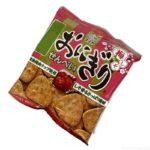 マスヤの『おにぎりせんべい 梅しそ』が梅の風味で超おいしい!
