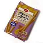 コープの『国産小麦のさつまいもバー 85g』がサクサク甘くて超おいしい!