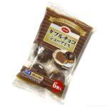 コープの『ダブルチョコシューアイス 6個入』がチョコがかかって超美味しい!
