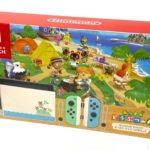 Nintendo Switchの『あつまれ どうぶつの森セット』が特別デザインの本体で可愛い!
