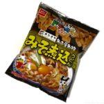 おやつカンパニーの『寿がきや みそ煮込みうどん味』が味噌の甘味で美味しい!
